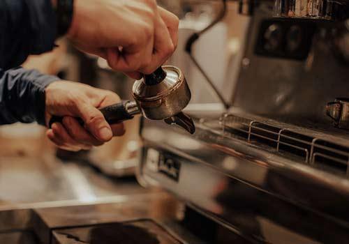 macchine da caffè in comodato d'uso