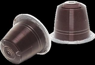 Capsules Nespresso Compatible*