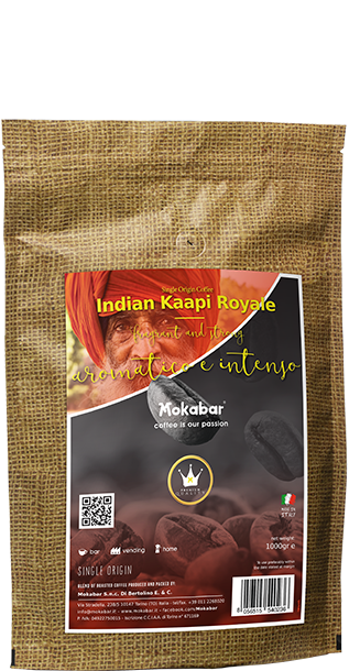 Single Origin Indian Kaapi Royale