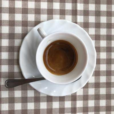 caffe ristretto